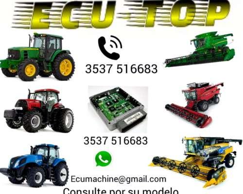 Reprogramación Ecu Motor John Deere