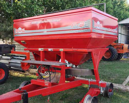 Fertilizadora Metalpaz F3 4000 L - Nueva