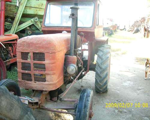 Tractor Fahr 30d.
