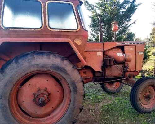 Tractor Usado Fahr 66 - Original, muy Buen Estado