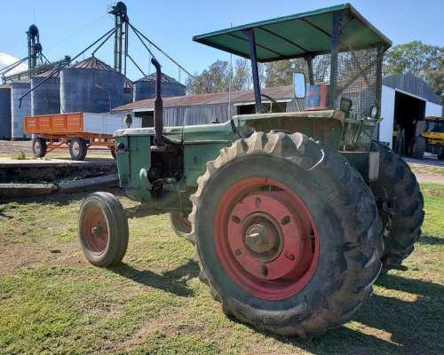 Tractor Deutz 65 con Dirección Hidráulica