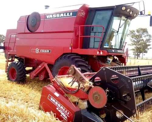 Vasalli 1550 Año 2013 Con 30p Tracción Simple