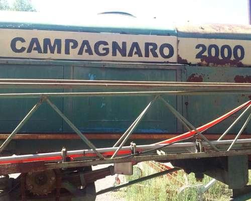 Fumigador Campágnaro 2000 con Perkins