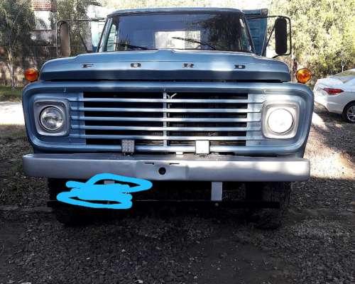Camion Ford Balancin 1972