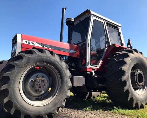 Tractor Massey Ferguson 1650 año 1996