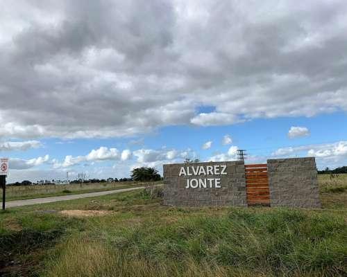 Alvarez Jonte .sobre Ruta 36 al Frente.listo para Escriturar
