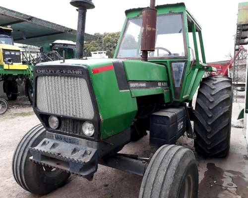 Deutz AX 4.120 Sincron