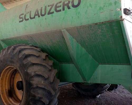 Tolva Autodescargable Sclauzero 12 - 14 Tn