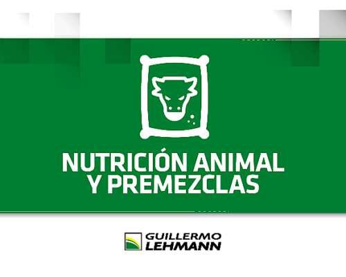 Nutrición Animal y Premezclas - ISO 9001/2015