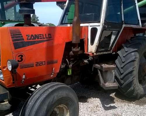 Zanello 220 M - Motor Zanello