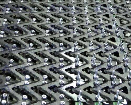 Cuchilla Armada de 22ft 22x6 para John Deere Plat.325-625f