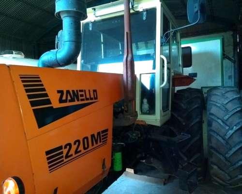 Zanello 220m Motor M.benz