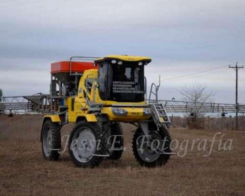 Fertilizadora Pla Mapii 09 Tolva 4200 30 MT Variab