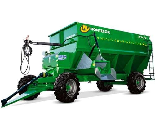 Mixer Horizontal H-14/2 NE - Montecor