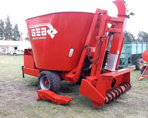 7272mixer Autocargable Gea De 15 Mts