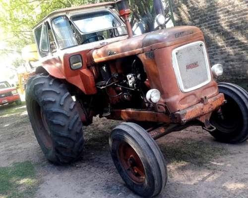 Tractor Fiat 780 año 72, con Hidráulico/dirección