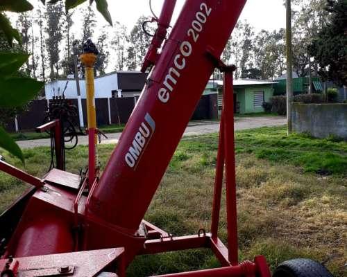 Extractora Ombu Modelo Emco 2002