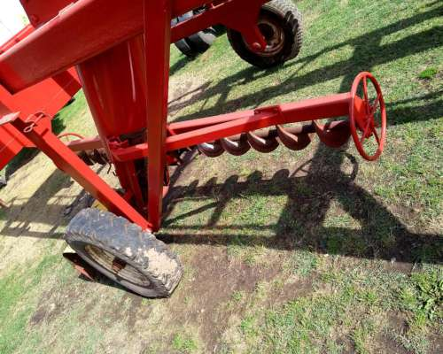 Extractora de Cereales Bisego
