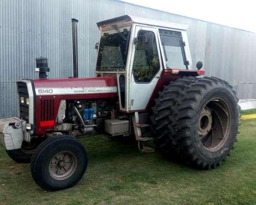 Massey Ferguson 5140 año 1986