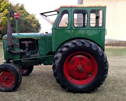 Tractor Deutz 55- Comando Simple- Toma de FZA - Exc. Estado