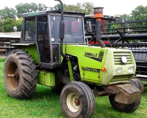 Zanello 250 C Simple Tracción con Duales Vendido