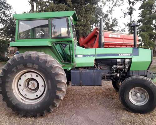 Tractor Deutz AX 120 Liquido Urgente
