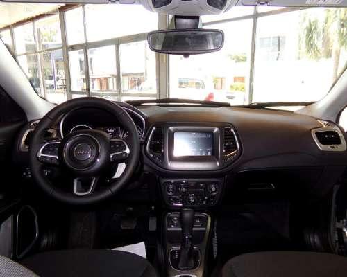 Jeep Compass Sport A/T 6vel. MY2020 con Botón de Arranque
