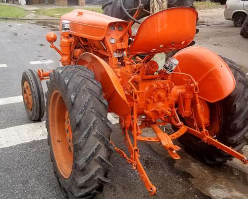 Tractor Fiat U25 211r Excelente