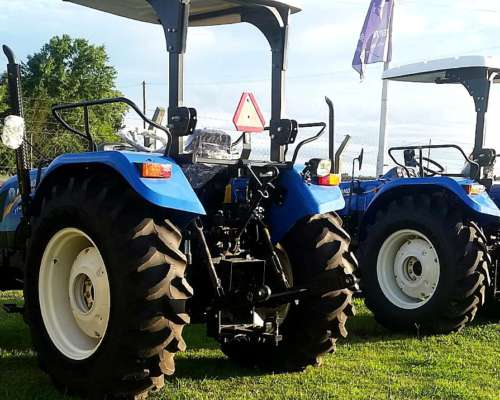 Tractor New Holland T T4.65 0 km Disponible San a de Areco