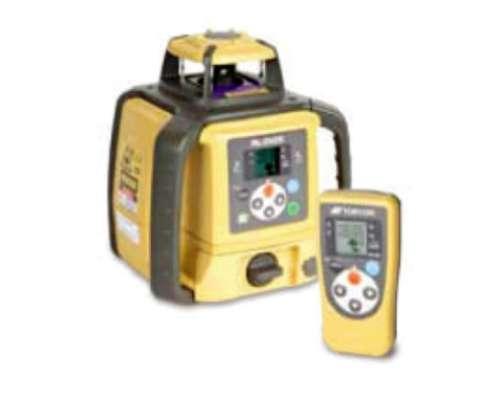 Emisor Láser Topcon L2 + Caja de Control Automática SAF