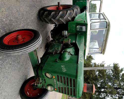 Tractor Deutz A65 1971