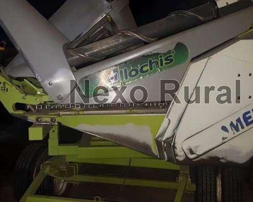 Maicero Allochis, 2014, Xilomen 22/52 Embocador Case o Claas