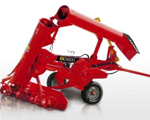 Extractora de Granos Secos Akron - 2.020 // Varios Modelos