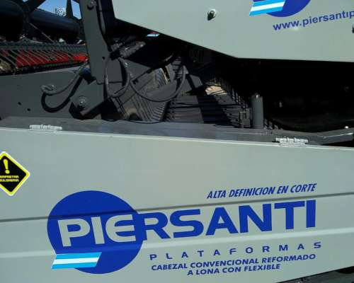 Draper Piersanti 30 Pies 0km con Carro Tasa 0%