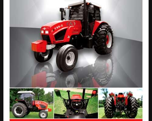 Agrinar 0km Todos los Modelos Tractores y Cosechadoras