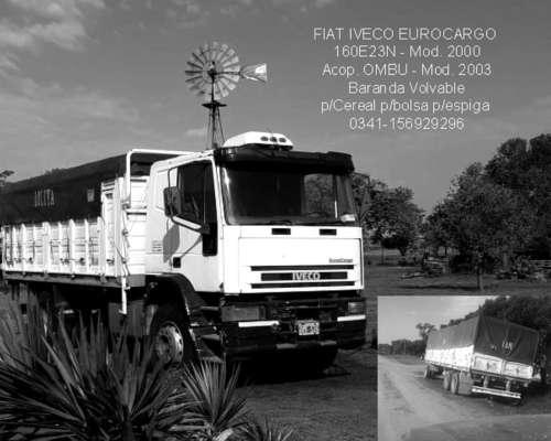 Fiat Iveco Eurocargo 160e23