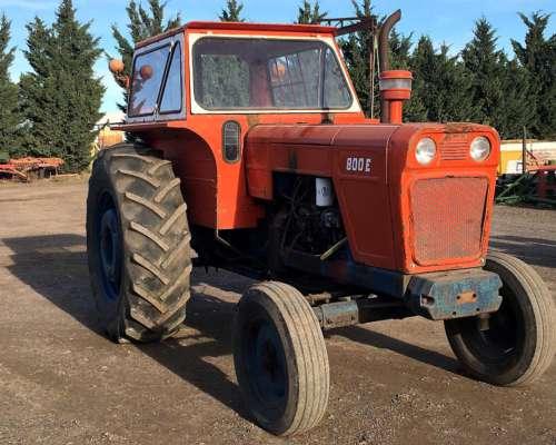 Tractor Fiat Modelo 800 e