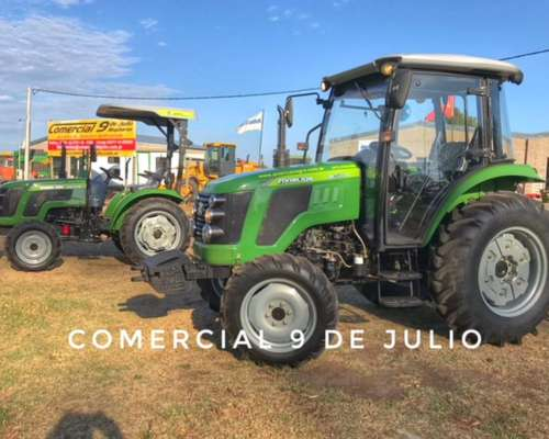 Tractor Chery Bylion de 75hp - 9 de Julio