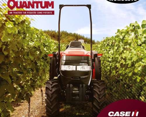 Tractores Case IH Quantum - 65v , 85v , 85f