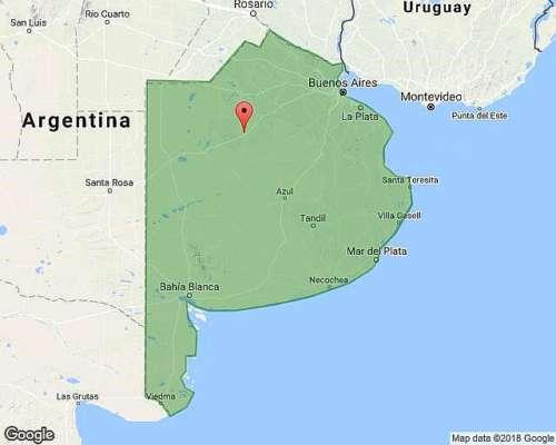 Nueve de Julio Buenos Aires Argentina