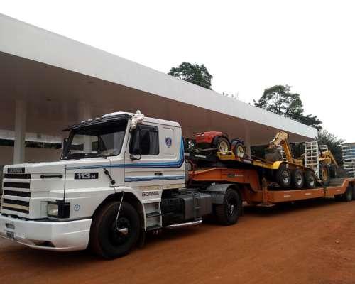 Camión Scania 113-360 Tractor