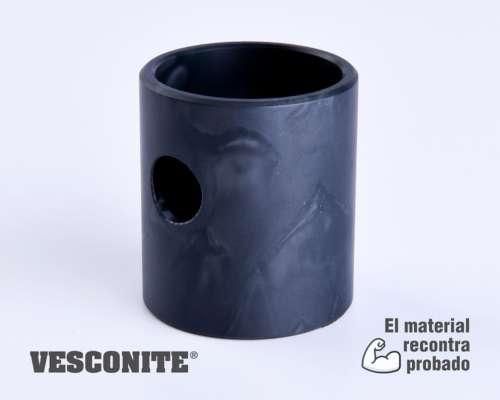 Buje Hecho en Vesconite Soporte Cuchilla Agrometal