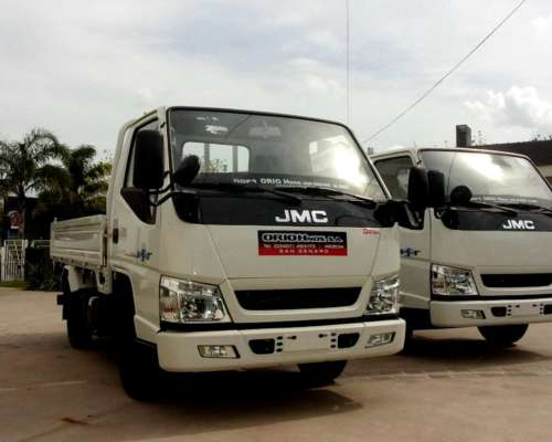 Jmc N 601, Motor Isuzu 115 Hp, Para 2,5 Ton. Tasa 16% Uva.