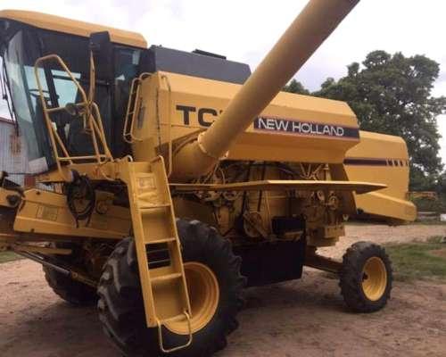 New Holland TC57 Impecable Estado