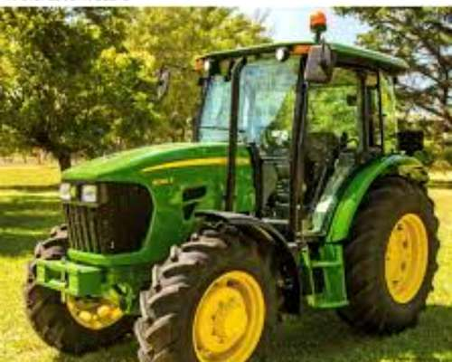 Tractor John Deere 5090e en Cuotas.