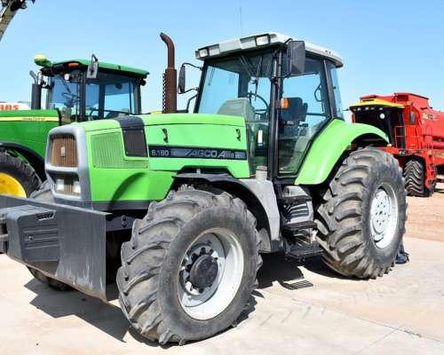 Tractor Agco Allis 6190, año 2006
