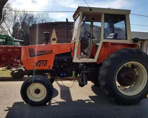 En Venta Tractore Zanello V210