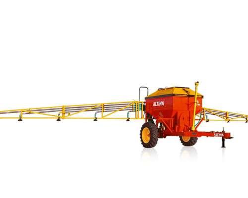 Fertilizadora / Sembradora Neumática de Arrastre - HP 2518