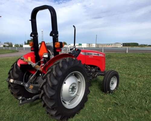 Tractor Massey Ferguson MF 2615con Tres Puntos