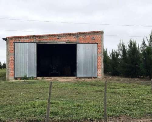 Vendo Campo 23 Ha 60 Techos de Inv. C/ Tractor y Casa